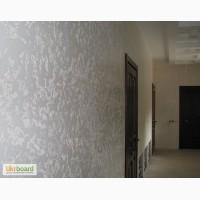 Ремонт квартир, венецианка Отделка ремонт декор штукатурка марморино отточенто травертин