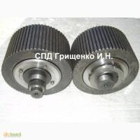 Ролики обечайки гранулятора ОГМ 1.5