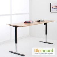 Продам дизайнерский стол с электрической регуляцией высоты для работы сидя стоя Conset