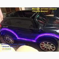 Детский электромобиль джип Porsche Cayenne Carbon 1018
