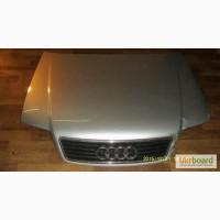 Капот с замком и обшивкой Audi Ауди A6 C5 2.5 tdi 98-2000 г оригинал б/у