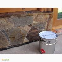 Гидрофобная пропитка на растворителе ISAVAL Гидрофуганте 4л невидимая - для фасадов, камня