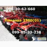 Борони pallada 3200(-01)