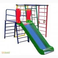 Комплекс Веселка-М, спортивно-игровой для малышей