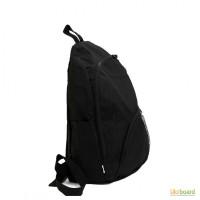 Рюкзак на одно плечо Sling bag черный