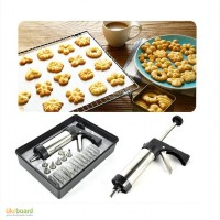Кондитерский шприц Cookie Set and Icing Set (кулинарный шприц)