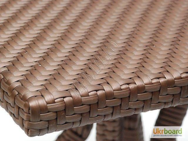 Фото до оголошення: мебель ротанг, стол капри - ukrboard.kyi.