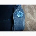 Спортивная джинсовая женская сумочка mahanuala на молнии