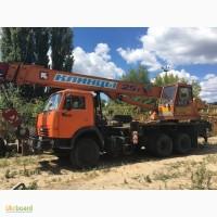 Автокран КС 55713 Клинцы 25 тонн