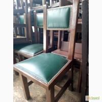 Продам стул из дерева кожзам
