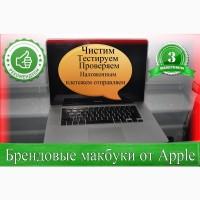 Бу Ноутбук из европы Apple MacBook Pro A1286 Наложенным с Гарантией