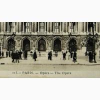 Франция. Париж. Опера. 1928г. Лот 208