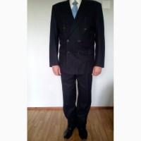 Мужской классический костюм «Bacard Classic», чистая испанская шерсть, 52р