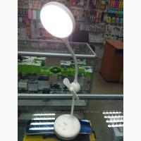Компактная светодиодная лампа Remax RT-E601 с мини-вентилятором USB LED Remax (OR) RT
