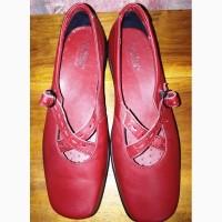 Кожаные туфли Hotter, Англия, 40р