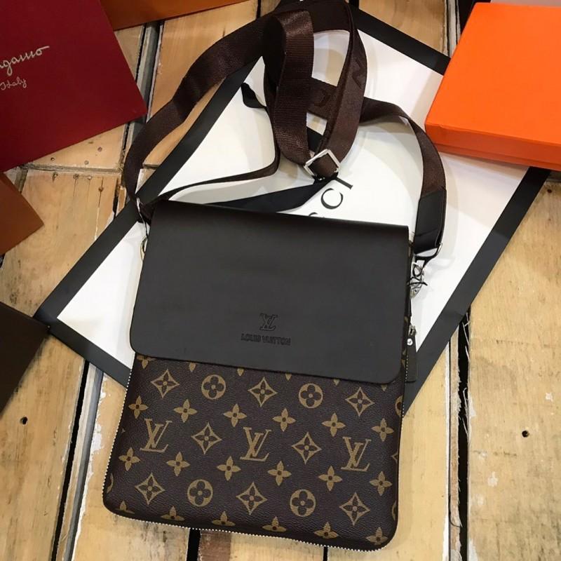 9da32c546a30 ... Мужская Сумка Gucci Armani Louis Vuitton LV Луи Витон Армани есть ОПТ  ...