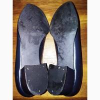 Кожаные туфли Clarks, 39р, UK6