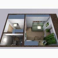 Отличная смарт квартира 12.13 с ремонтом