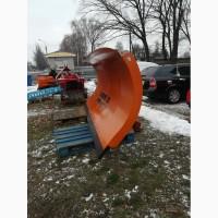 Отвал снегоуборочный на импортный трактор