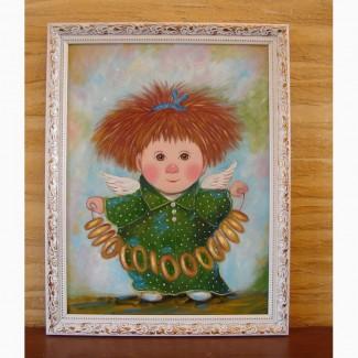 Копия Галины Чувиляевой Мой чудесный ангел