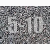 Щебінь гранітний фр.5-10мм