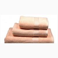 Полотенце махровое 70*140 см, 100%ХБ