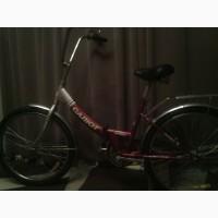 Продам новый велосипед Салют