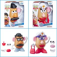 Мистер картошка и Миссис картошка Mr. Potato Head, Toy Story 4