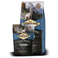 Карнилав корм для собак с лососем Carnilove Adult Salmon