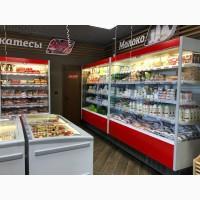 Регал холодильный горка холодильная CUBE-1.9 (новая со склада в Киеве)