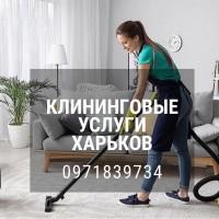 Клининговые услуги в Харькове. Уборка домов и офисов Харьков