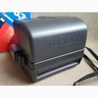 Фотоаппарат Polaroid 636. Винтаж