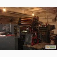 Печатное полиграфическое оборудование