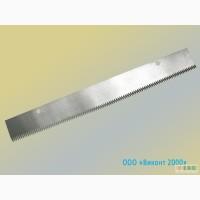 Нож отсекающий упаковочную пленку 317х39, 5х1 мм