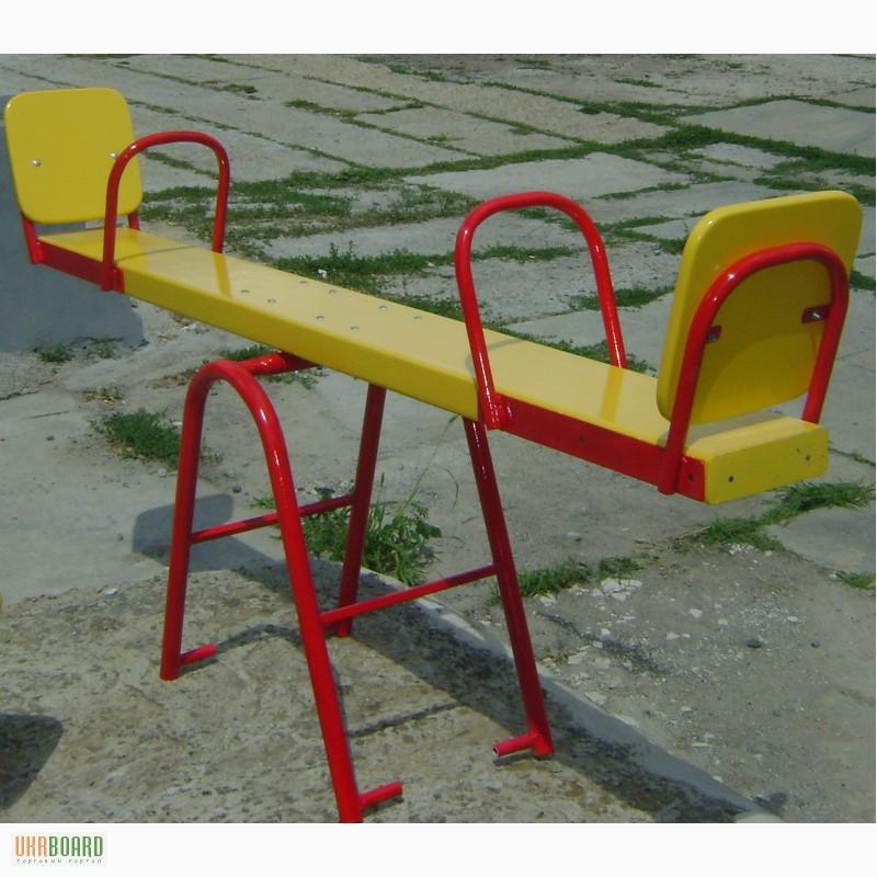 Детские площадки качалки карусели