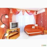 Просторная квартира с двумя спальнями. Метро Дворец Украина