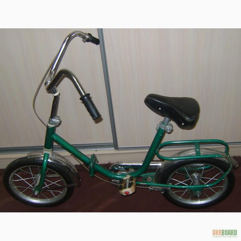 Советские детские велосипеды