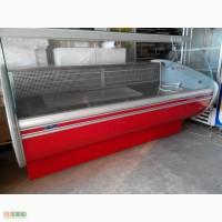 Продам НОВЫЕ витрины холодильные длиной -1, 6- 2 м. производства- Технохолод, - «Каролина»