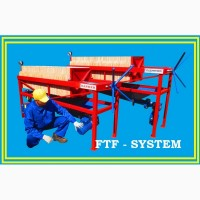 Фильтр для растительных масел. FTF-system