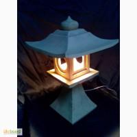 Светильники(шамотная керамика)