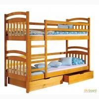 В Наличии! Двухъярусная кровать-трансформер Иринка+матрасы+ящики малые