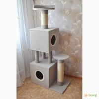 Игровой комплекс для кошек «Тернополь» (делаем сами)
