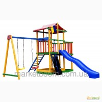Игровой комплекс, детская игровая площадка BL-11