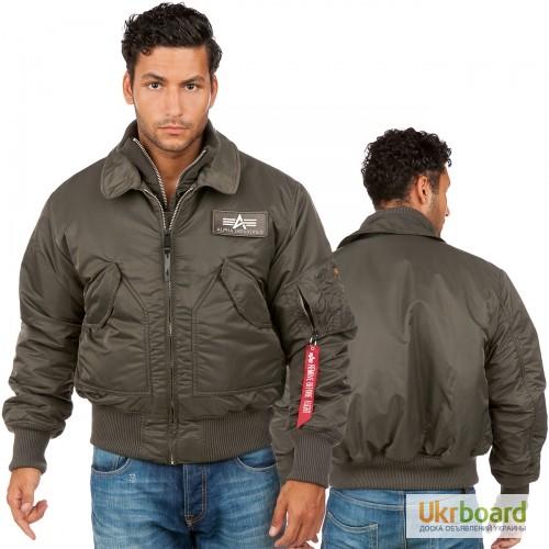 ae0d63f6 Продам/купить летная куртка CWU 45/P Alpha Industries USA, Киев ...