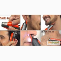 Триммер Micro Touch Switchblade, машинка для удаления волос Микро Тач Свичблейд