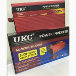 Преобразователь правельный инвертор(invertor) c 12V на 220 UKC-2000W