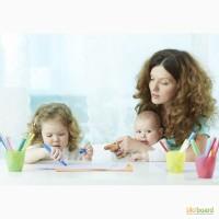 Няня, любящая детей и свою работу