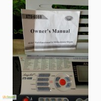 Cинтезатор Electronic Organ angelet XTS-6088