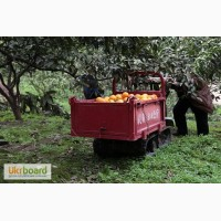 Тачка самоходная садовая на гусеничном ходу WEIMA 7B-220A
