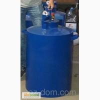 Автоклав домашний усиленный на 100 банок (по 0, 5л) (толщина 3 мм)